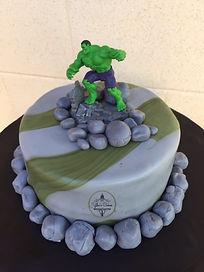 Hulk Cake.jpeg