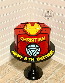 Iron Man Cake YE.jpeg