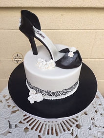 Black Shoe Cake.jpeg