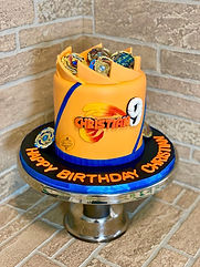Beyblade Cake YE.jpeg
