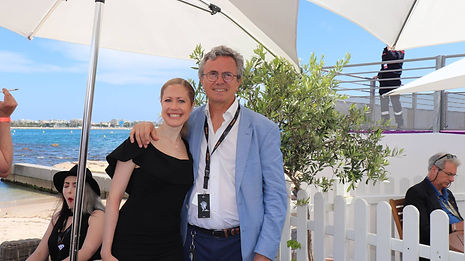 Yes She Cannes SHE SQUAD launch Faith Elizabeth Lounge News Wildcat Bergen Brand Kaszluv American Pavillion Cannes Film Festival