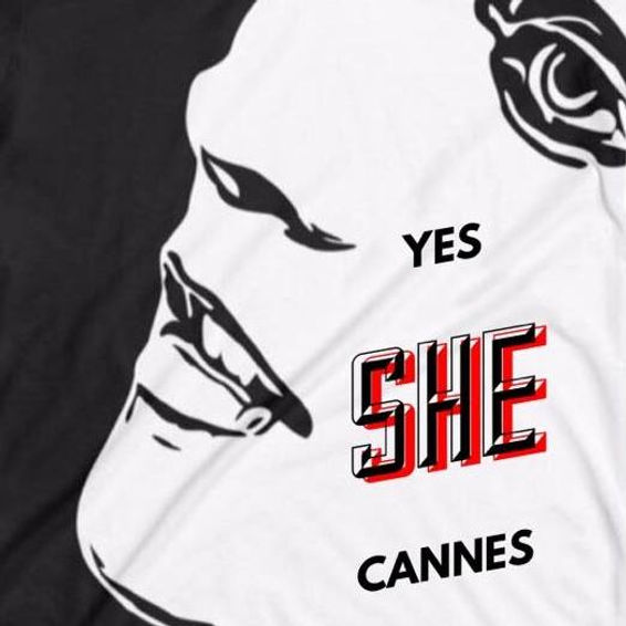Yes She Cannes women empowerment project for Cannes Film Festival 2018 founded by Faith Elizabeth