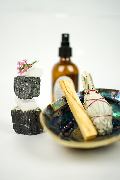 Deluxe Energy Cleansing & Protection Kit