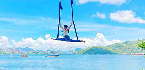 寫真拍攝~空中瑜伽及沿繩下降繩索初體2.jpeg