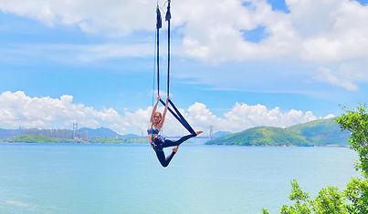 寫真拍攝~空中瑜伽及沿繩下降繩索初體3.jpeg