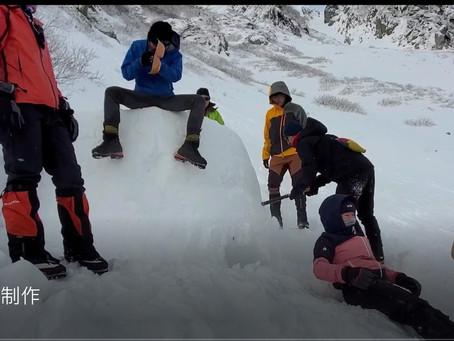 山川山藝小知識-igloo 冰屋制作 海外登雪山