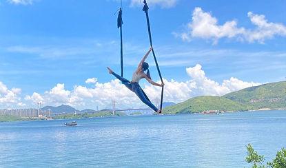 寫真拍攝~空中瑜伽及沿繩下降繩索初體1.jpeg