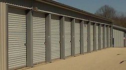 Self Storage Shed