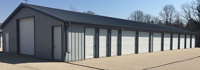 Self Storage Large shed