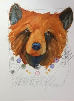Brer Bear  (Brother Bear) - New!