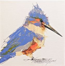 Kingfisher - Sold out.
