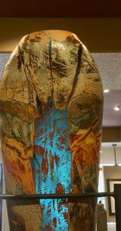 Black Hills Sentinel detail