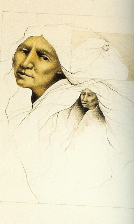 'Brule Woman'