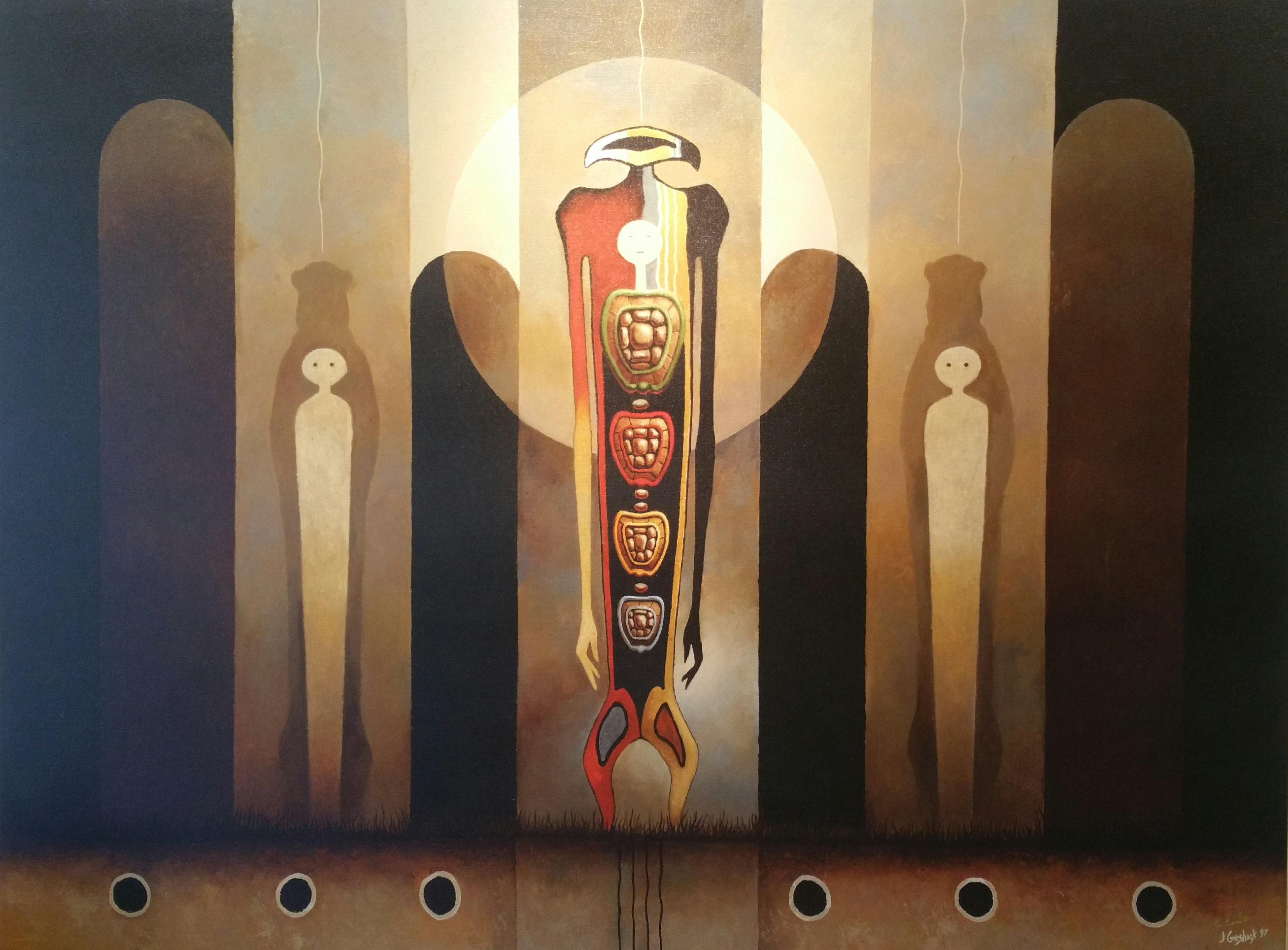 Guardians of the Spirit World