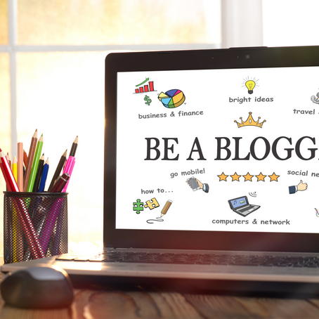 Why your business should blog this year