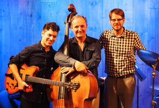 Darek Oles, Matt Mayhall Trio at Blue Whale