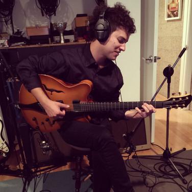Recording Genevieve Artadi