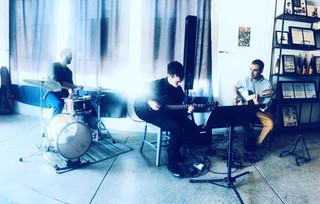 Trio Fabiano do Nascimento and Kevin Yokota