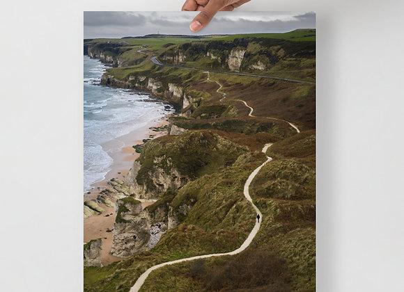 Portrush Cliff Path
