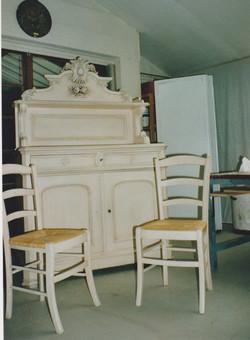 Buffet baroque
