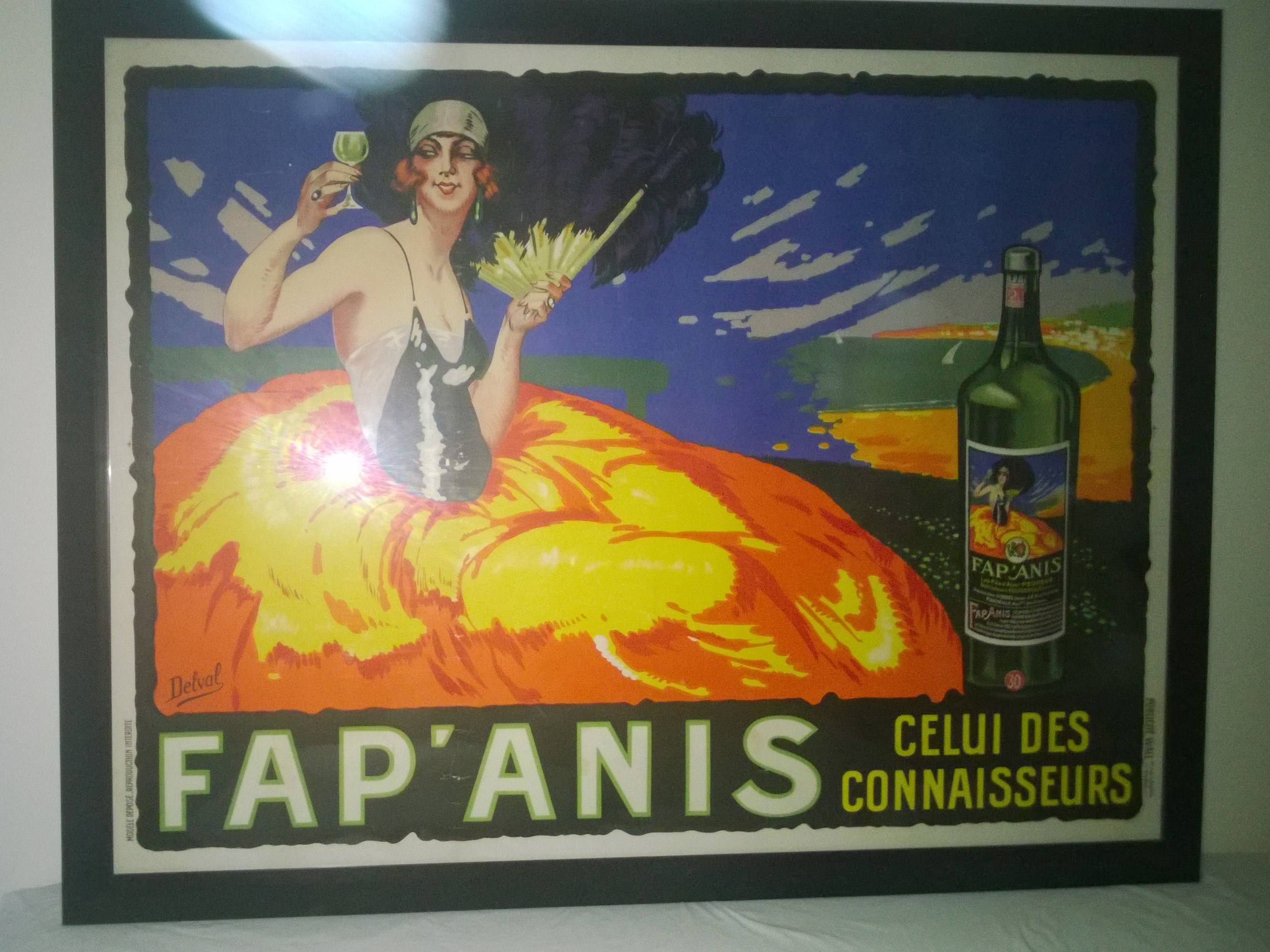Fap Anis, par Delval