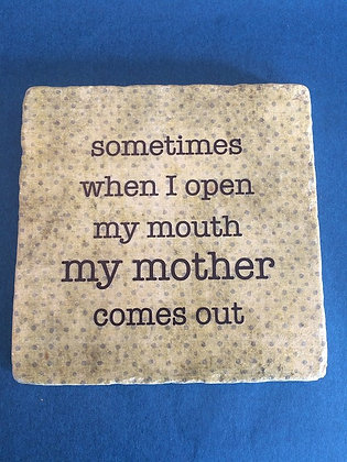 Coaster - Sometimes when I ...