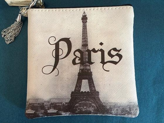 Paris Coin Purse