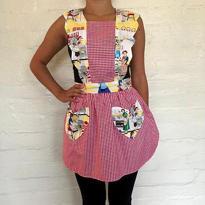 Suzy Homemaker Apron