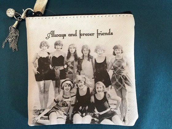 Always & Forever Friends Coin Purse