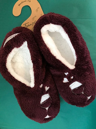 Wine Slippers