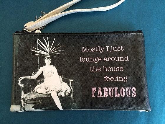 Feeling Fabulous Wristlet Purse