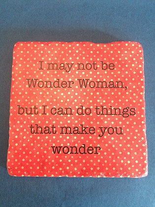 Coaster - Wonder woman