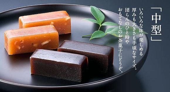 岩谷堂羊羹(中型)ごま 225g
