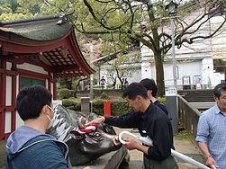 平成27年九州、博多・大分への研修旅行6