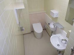 平成27年度西部学校給食センター調理員用トイレ改修工事2