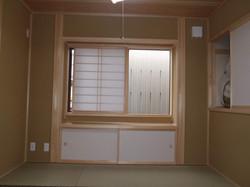 2階和室4.5畳