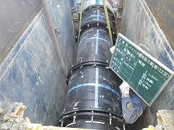 平成29年度バイパス管布設工事5