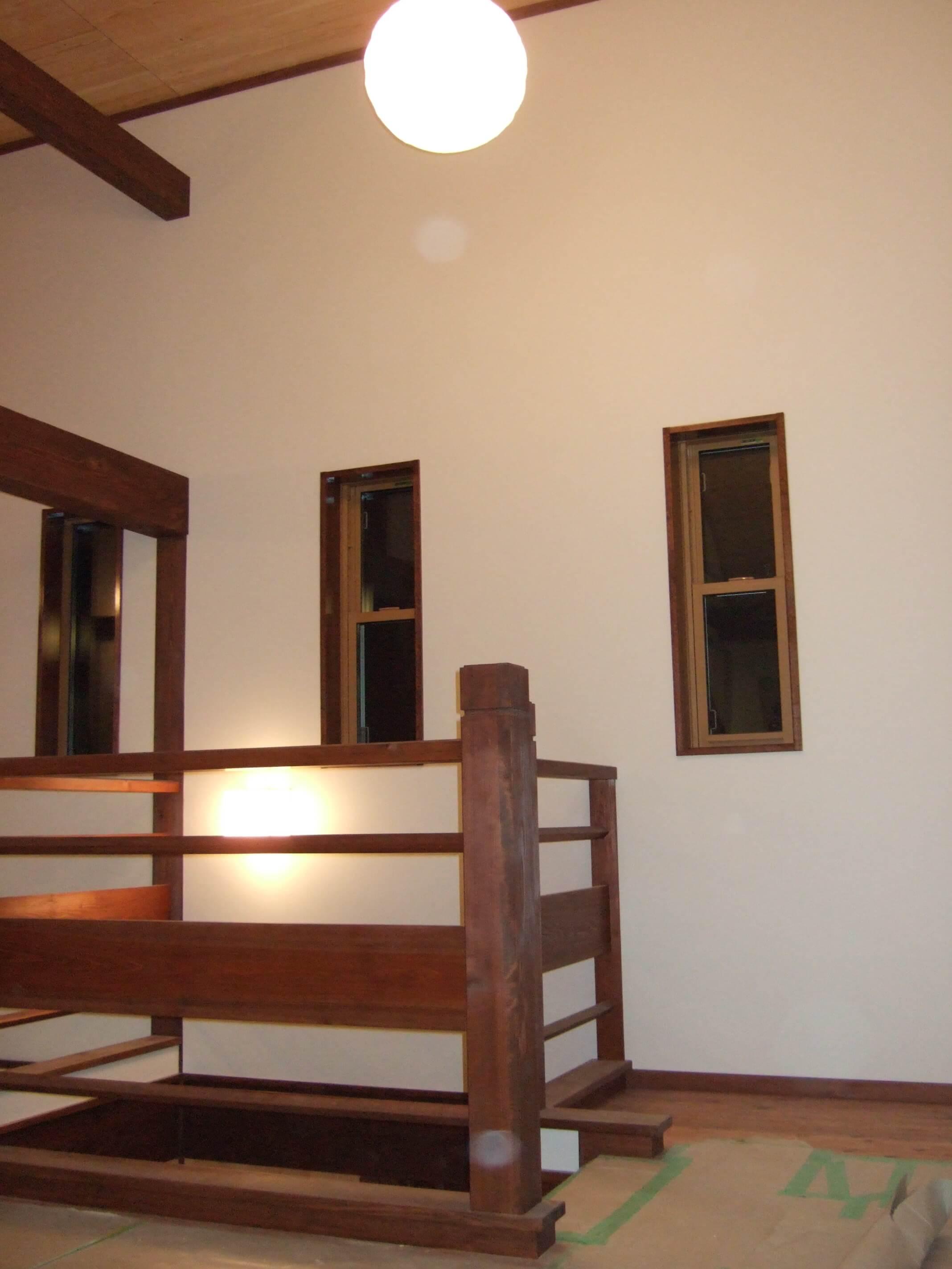 二階ホール照明 (2)
