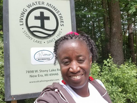Thank you - Living Water Ministries