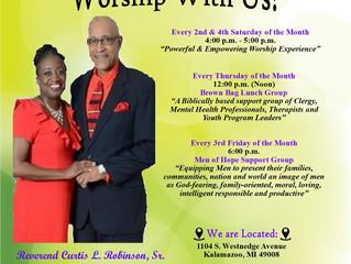 Emerging HOPE Worship Service