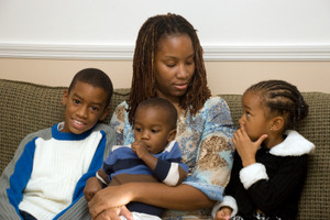 Misconceptions about African American Single Mothers