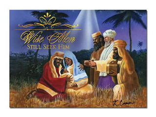 A Visit from the Wise Men