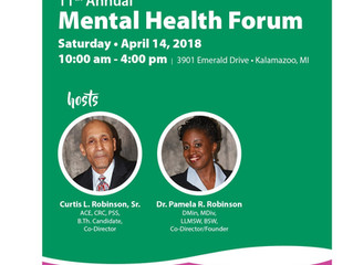 Thank You - Emerging HOPE 11th Annual Mental Health Forum