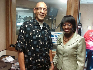 Radio Interview - 1560 The Touch  Emerging Hope 8th Annual Mental Health Forum