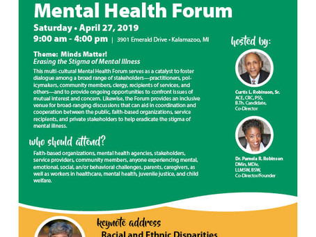 REMINDER - Last day to register for the Emerging HOPE Mental Health Forum