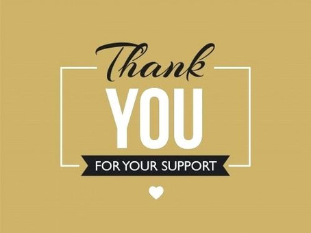 Thank You Community Collaborators for Support