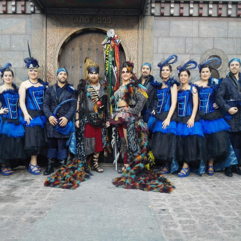 Moros y cristianos festival