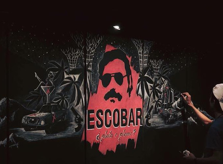 Escobar eatery named after evil drug lord