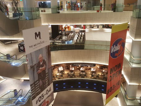 Century Square Shopping Mall Rejuvenated