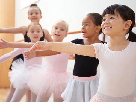 Start Learning Ballet before ABC